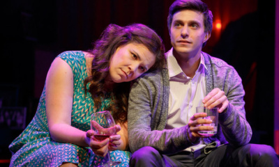 Lindsay Mendez, Gideon Glick, Significant Other
