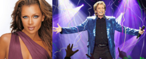 Vanessa Williams, Barry Manilow