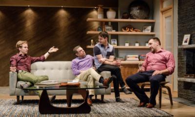 Ryan Spahn, Lou Liberatore, Leland Wheeler, Matthew Montelongo