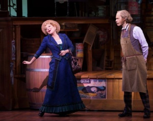 Bette Midler, David Hyde Pierce