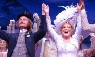 Bette Midler, David Hyde Pierce,