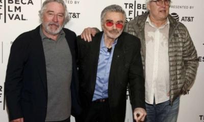 Burt Reynolds, Al Pacino