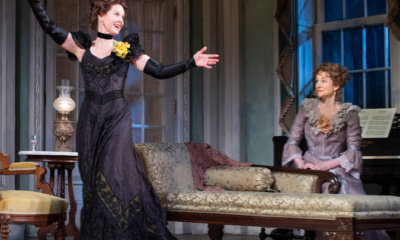 The Little Foxes, Cynthia Nixon, Laura Linney