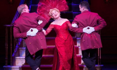 Bette Midle,r Hello Dolly!