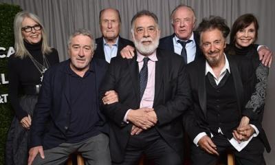 The Godfather, Al Pacino, Robert De Niro, Diane Keaton, Robert Duvall, James Caan, Talia Shire , Francis Ford Coppola