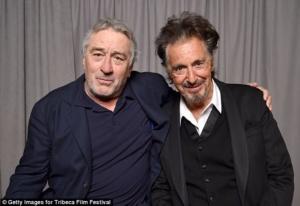 Robert De Niro, Al Pacino