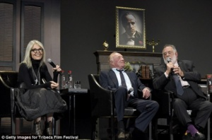 Diane Keaton, Francis Ford Coppola, James Cann