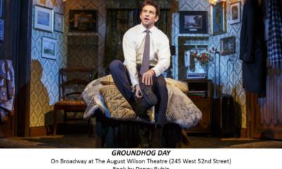 Groundhog Day, Andy Karl