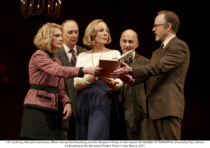 Six Degrees of Separation, Allison Janney, John Benjamin Hickey