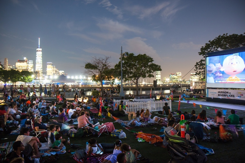 Hudson River Park S Summer Of Fun Schedule Times Square