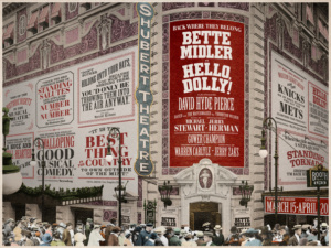 Hello Dolly, Bette Midler