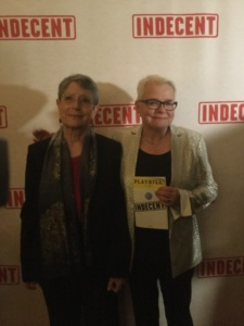 Anne Fausto-Sterling and Paula Vogel