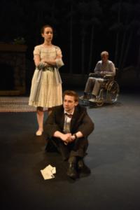 David Coomber, Marie-Pierre de Brienne, Ken James Stewart