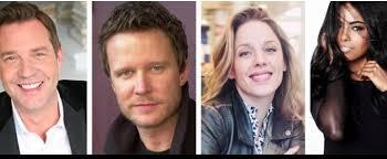 Jessie Mueller, Christopher Jackson, Adrienne Warren, Will Chase
