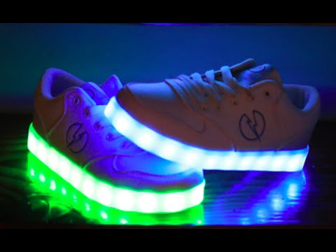newest f6224 075c4 The Immense Benefits of Light-Up Shoes for Kids