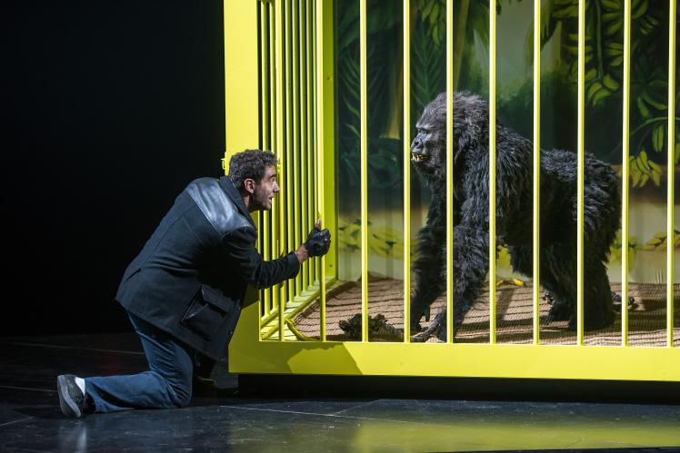 The Hairy Ape, Bobby Cannavale