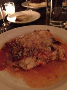 Mozzarella & Vino, Lasagna