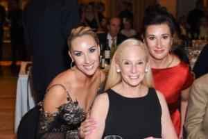 Christina Lyon, Karen LeFrak, Larissa Saveliev