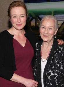 Oslo,Jennifer Ehle, Rosemary Harris
