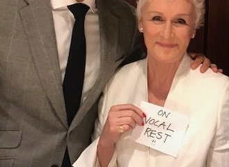 Glenn Close, Michael Xavier
