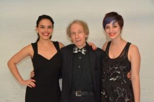 Emily Iaquinta, Scott Siegel, Jeanine Bruen