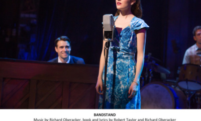 Laura Osnes, Corey Cost, Bandstand