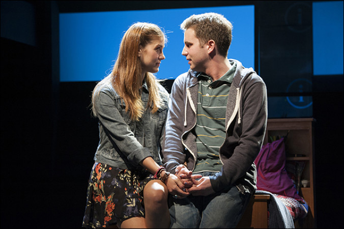 Dear Evan Hansen Wins Eight Audience Choice Awards Times
