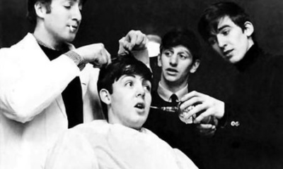 The Beatles, Hair