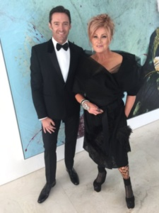 Hugh Jackman with wife Deborra-Lee Furness