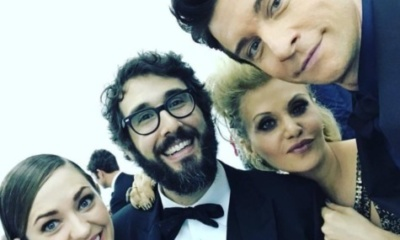 Josh Groban, Andy Karl, Laura Osnes, Orfeh