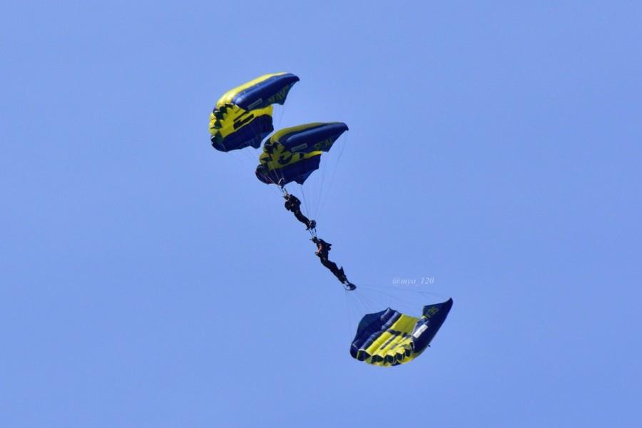 Fleet Week Aerial Exhibition Ends in Death as US Navy SEAL
