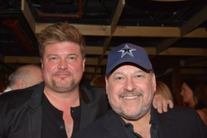 Rob Evan, Frank Wildhorn