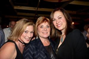 Nita Moore, Rebecca Spencer, Linda Eder