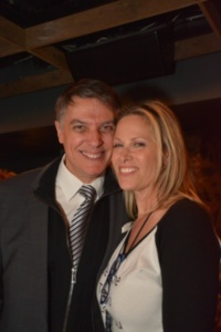 Robert Cuccioli, Jodi Stevens
