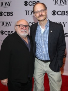Danny DeVito, David Hyde Pierce