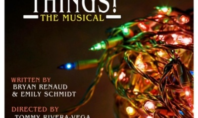 Strangest Things The Musical