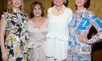 Laura Linney, Patti LuPone, Christine Ebersole, Cynthia Nixon
