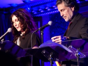 Joanna Gleason, Chris Sarandon