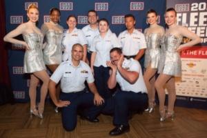 Rockettes USO