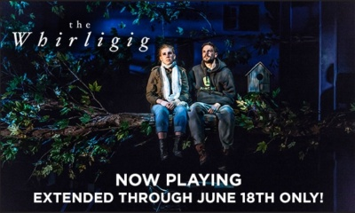 The Whirligig, Zosia Mamet, Johnny Orsini