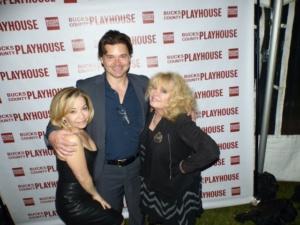 Jen Cody, Hunter Foster, Sally Struthers