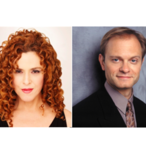 Bernadette Peters,David Hyde Pierce