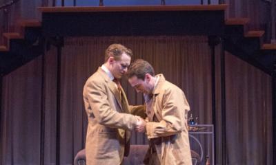 The Lucky One, Ari Brand, Robert David Grant