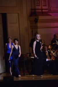 Marin Mazzie, Judy Kuhn, Rebecca Luker