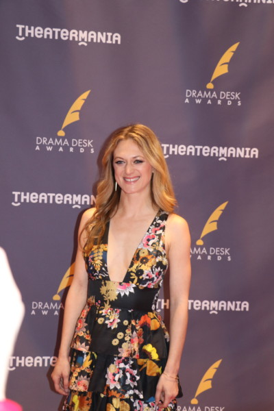Join t2c on the drama desk awards red carpet part 1 for Cynthia marin
