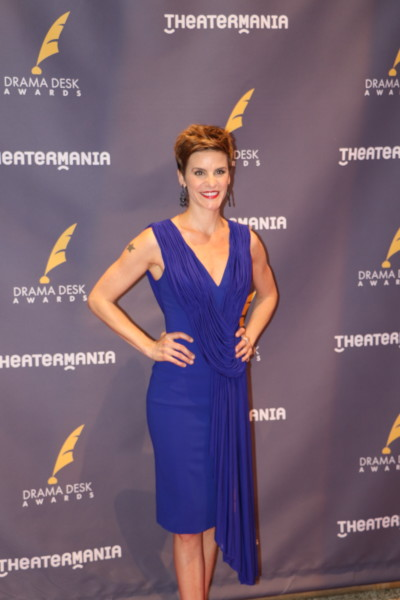 Join T2c On The Drama Desk Awards Red Carpet Part 1
