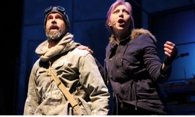 Ernest Shackleton Loves Me, Val Vigoda, Wade McCollum