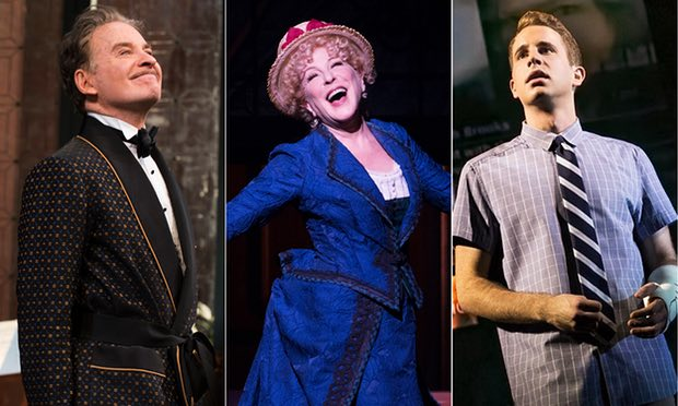 Bette Midler Takes Them All, Wins Tony Award for