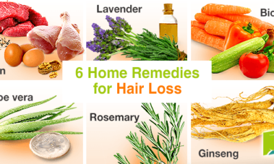 Hair Loss Remedy's