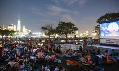 Summer Movies under the stars
